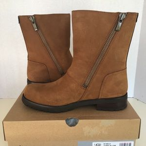 New auGG Women Niels Boots. Brown size 10 Women.